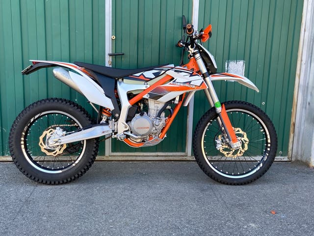 Ktm FreeRide 350cc 4 tiempos
