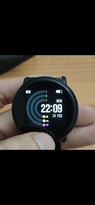 reloj inteligente compatible con Iphone y Android