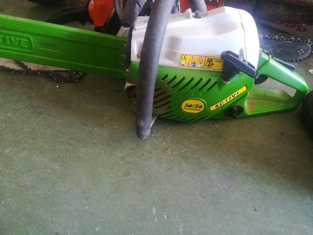 MotoSierra 56 cc