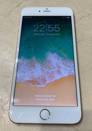 Iphone 6 plus GOLD, 64Gb