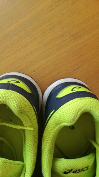 Zapatillas pádel asics