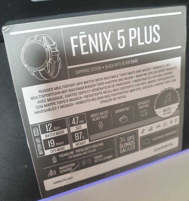 Garmin Fenix 5 PLUS