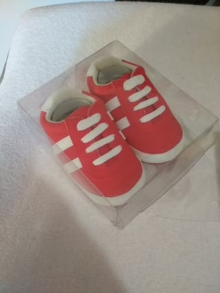zapatos de bebé