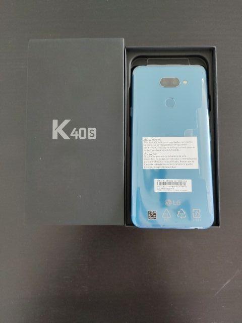 Teléfono móvil LG K40 S