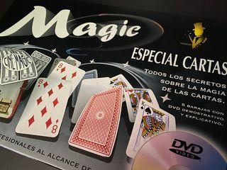 Juego de Cartas de magia