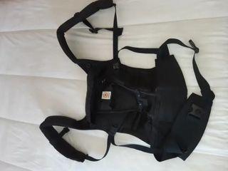 Mochila portabebés Ergobaby Adapt Cool Air, Negra