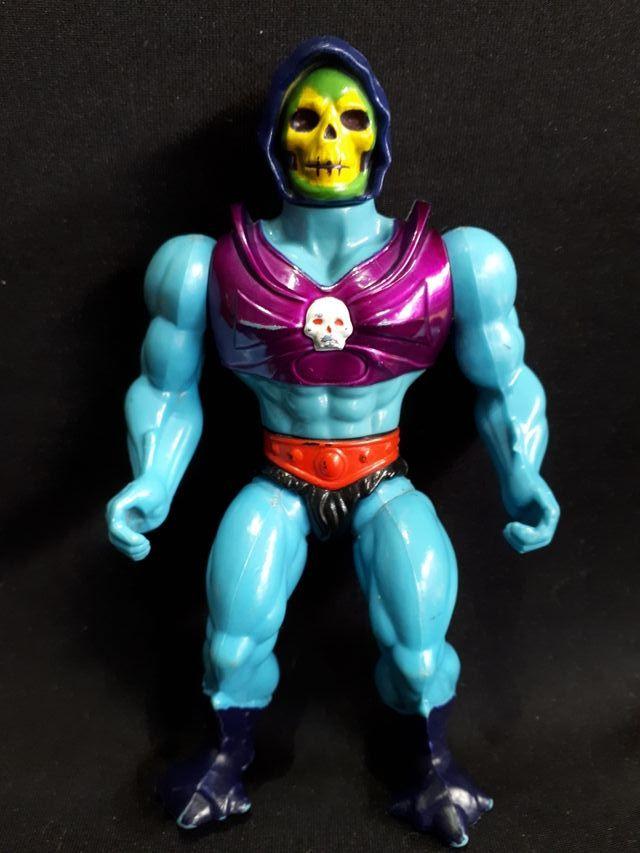 Skeletor terror claws 1985 motu