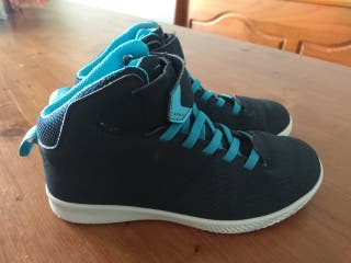zapatillas baloncesto niño
