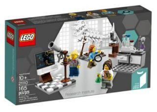 Lego 21110 Ideas Instituto de investigación