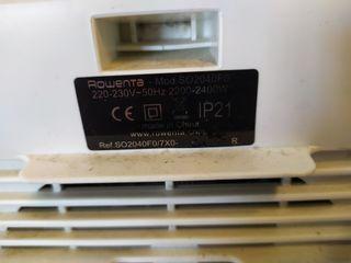 calefactor rowenta 2400