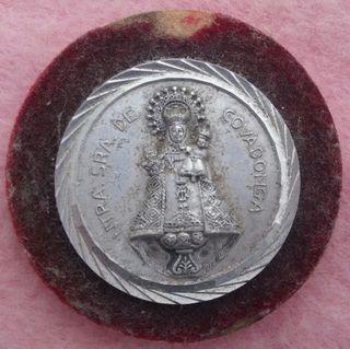 Medalla Virgen de Covadonga, Mediados s. XX