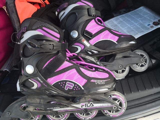 patines nuevos.