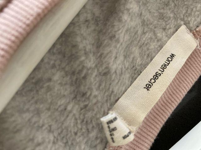 Jersey Women Secret en color rosa (Talla S)