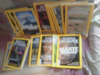 revistas de national geographic españa