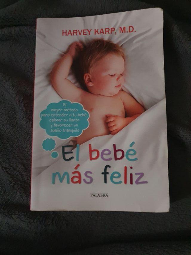 Libro El Bebé más feliz de Harvey Karp