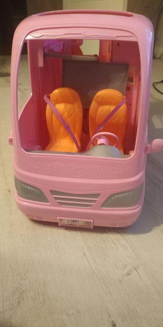 Caravana de la Barbie