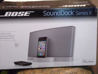 Sistema de música digital BOSE