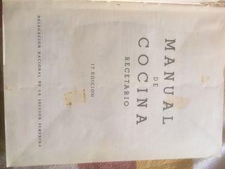 Manual de cocina recetario