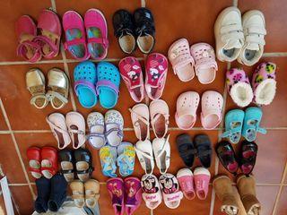 Zapatos de niñas del 18 al 23