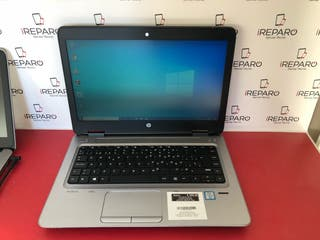 Portatil HP ProBook 640 G2 (i5 6300U 16Gb 128 SSD)
