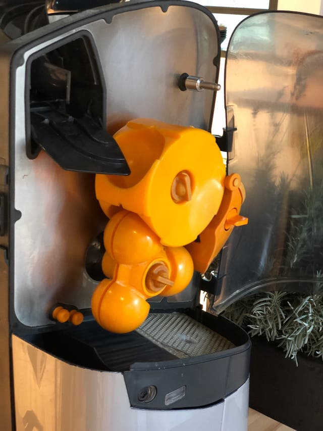 Exprimidor de naranjas zumo Zumex