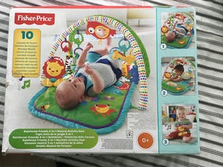Parque infantil fisher price