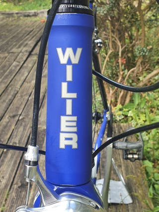 Wilier Triestina Aluminio + Carbono
