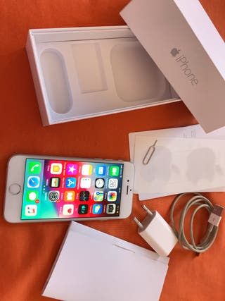IPHONE 6 16GB LIBRE BLANCO