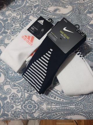 3 Pares calcetines 2/3 Nike,Adidas nuevos t.34-38!