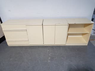 Conjunto Muebles Almacenaje