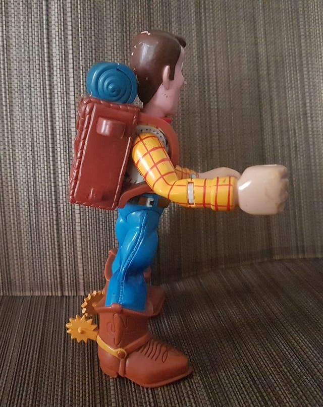 Figura de WOODY (TOY STORY) ARTICULABLE