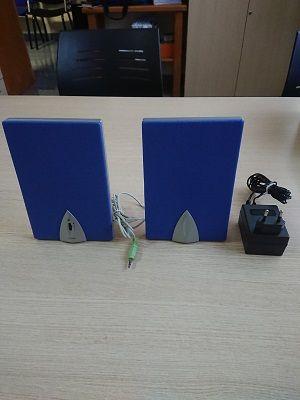 Altavoces amplificados de 120 w para PC