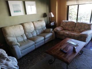 sofá salón y sofá cama