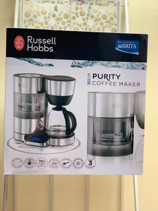 Russell Hobbs 20770 10 Cup Purity Coffee Maker