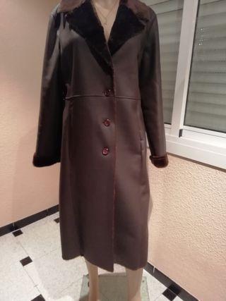 Abrigo largo Cortefiel