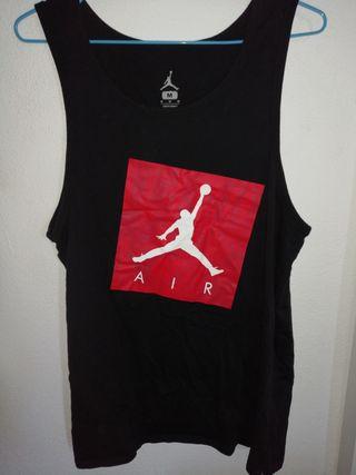 Camiseta Tirantes Jordan