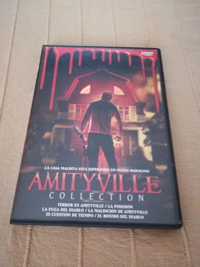 Colección dvd Amityville