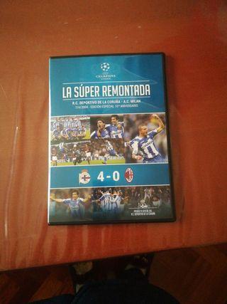 DVD La Super remontada
