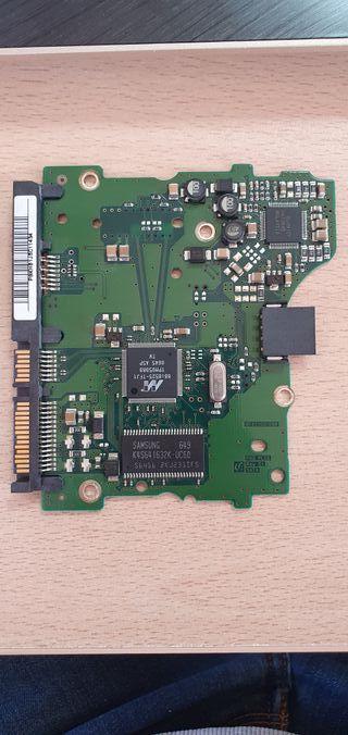 Placa DISCO DURO SAMSUNG hd080hj/p BF41-00108A