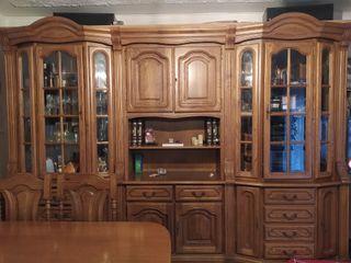 Muebles de roble macizo hechos a mano en Toledo