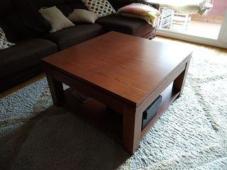 mesa de centro baja