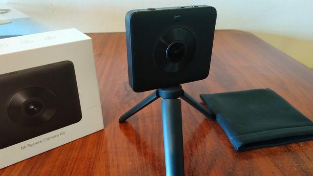 cámara Xiaomi 360 mi sphere