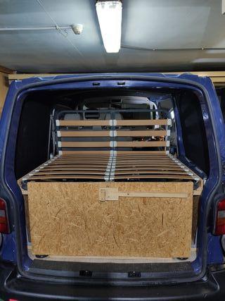 Mueble Camper VW transporter T5