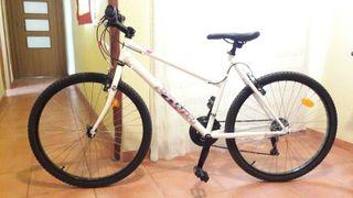 """Bicicleta MTB ROCKRIDER 300 26"""" Mujer Talla L"""