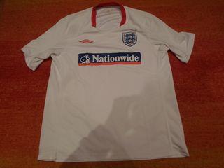 camiseta seleccion inglaterra talla L england