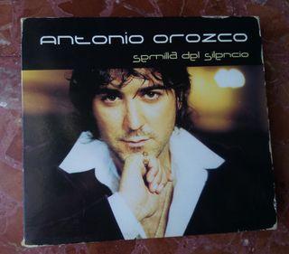 ANTONIO OROZCO - Semilla del silencio. Cd+Dvd