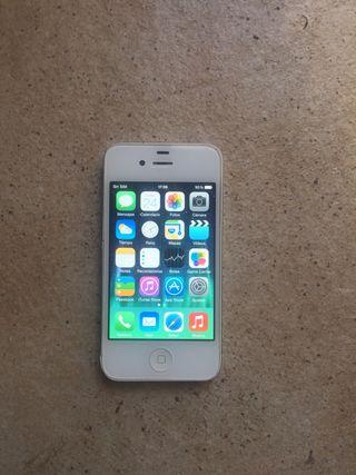IPHONE 4 LIBRE FUNCCIONA BIEN