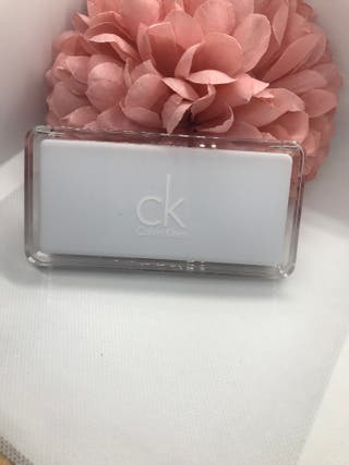 New Genuine CK 2Way Powder Foundation Medium