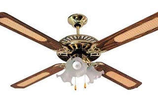 Ventilador techo 3 velocidades