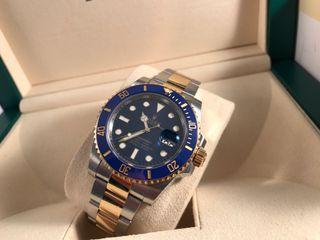 Rolex Submariner acero y oro